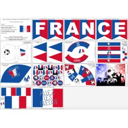 Kit Football France