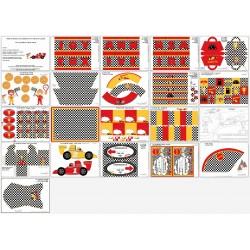 Kit Voitures Formule 1