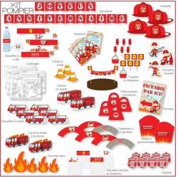 Kit Pompier